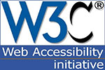 Website Development Shop adheres to ADA and W3C initiatives for handicap accessible websites
